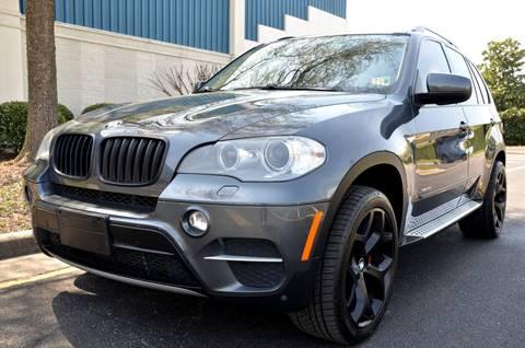 2012 BMW X5 for sale at Wheel Deal Auto Sales LLC in Norfolk VA