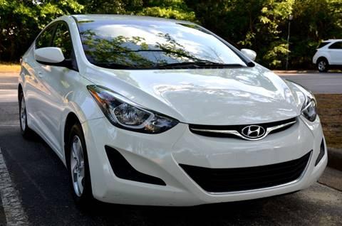 2014 Hyundai Elantra for sale at Wheel Deal Auto Sales LLC in Norfolk VA