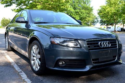 2009 Audi A4 for sale at Wheel Deal Auto Sales LLC in Norfolk VA