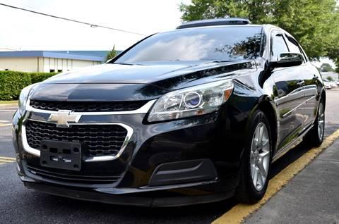 2015 Chevrolet Malibu for sale at Wheel Deal Auto Sales LLC in Norfolk VA