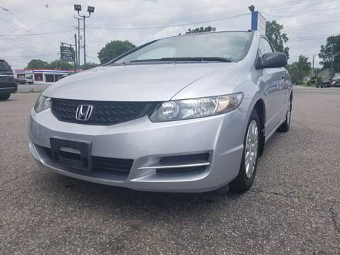 2009 Honda Civic for sale at Wheel Deal Auto Sales LLC in Norfolk VA