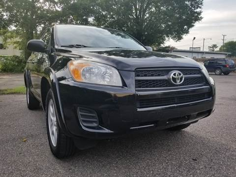 2010 Toyota RAV4 for sale at Wheel Deal Auto Sales LLC in Norfolk VA