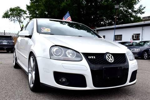2008 Volkswagen GTI for sale at Wheel Deal Auto Sales LLC in Norfolk VA