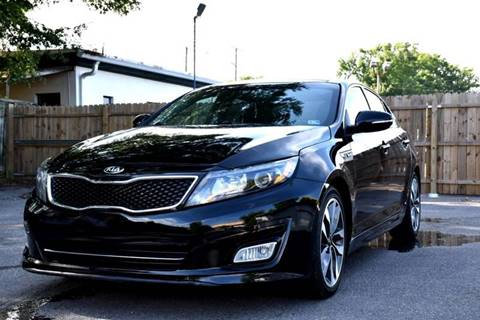 2015 Kia Optima for sale at Wheel Deal Auto Sales LLC in Norfolk VA