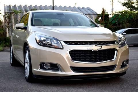 2014 Chevrolet Malibu for sale at Wheel Deal Auto Sales LLC in Norfolk VA