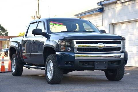 2008 Chevrolet Silverado 1500 for sale at Wheel Deal Auto Sales LLC in Norfolk VA