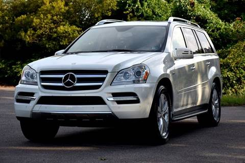 2012 Mercedes-Benz GL-Class for sale at Wheel Deal Auto Sales LLC in Norfolk VA