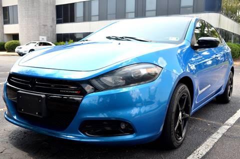 2015 Dodge Dart for sale at Wheel Deal Auto Sales LLC in Norfolk VA