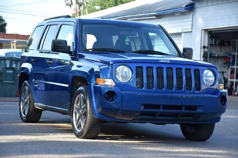2009 Jeep Patriot for sale at Wheel Deal Auto Sales LLC in Norfolk VA