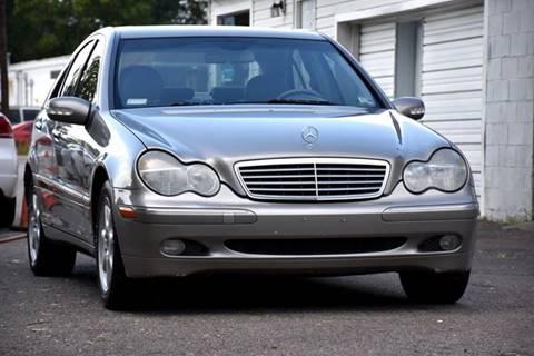 2004 Mercedes-Benz C-Class for sale at Wheel Deal Auto Sales LLC in Norfolk VA