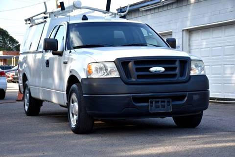 2008 Ford F-150 for sale at Wheel Deal Auto Sales LLC in Norfolk VA