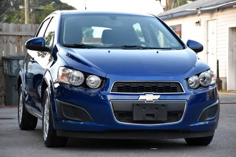 2014 Chevrolet Sonic for sale at Wheel Deal Auto Sales LLC in Norfolk VA