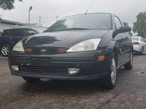 2000 Ford Focus for sale at Wheel Deal Auto Sales LLC in Norfolk VA