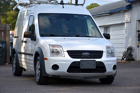 2013 Ford Transit Connect for sale at Wheel Deal Auto Sales LLC in Norfolk VA