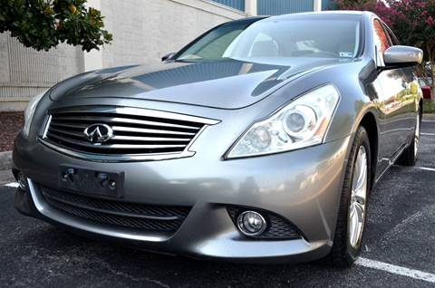2010 Infiniti G37 Sedan for sale at Wheel Deal Auto Sales LLC in Norfolk VA