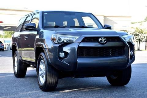 2015 Toyota 4Runner for sale at Wheel Deal Auto Sales LLC in Norfolk VA