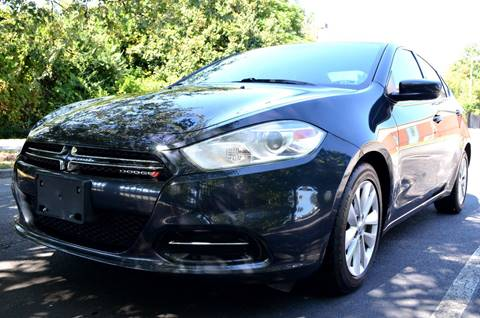 2014 Dodge Dart for sale at Wheel Deal Auto Sales LLC in Norfolk VA