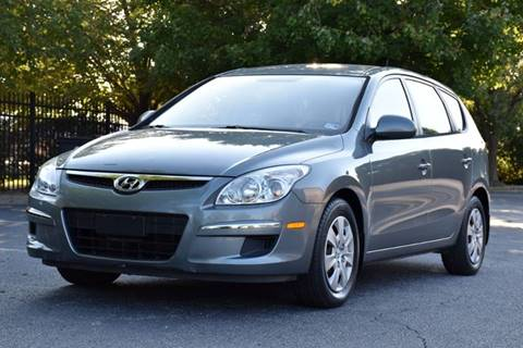 2010 Hyundai Elantra Touring for sale at Wheel Deal Auto Sales LLC in Norfolk VA