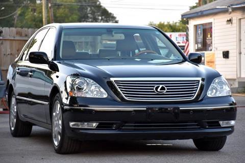 2004 Lexus LS 430 for sale at Wheel Deal Auto Sales LLC in Norfolk VA