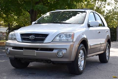 2006 Kia Sorento for sale at Wheel Deal Auto Sales LLC in Norfolk VA