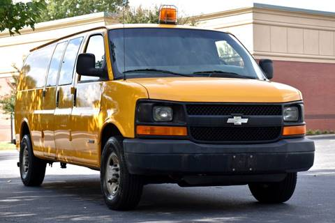 2006 Chevrolet Express Cargo for sale at Wheel Deal Auto Sales LLC in Norfolk VA