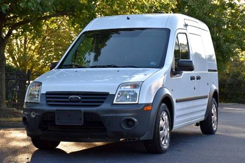2010 Ford Transit Connect for sale at Wheel Deal Auto Sales LLC in Norfolk VA