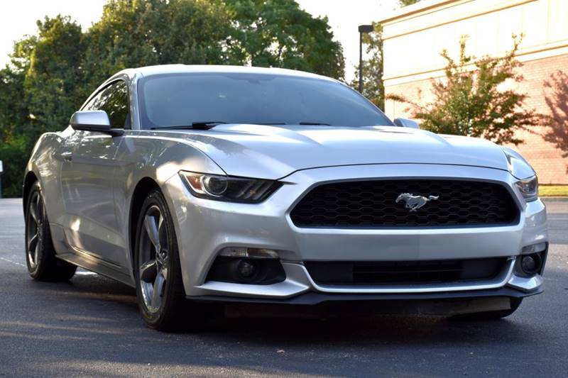 2015 Ford Mustang for sale at Wheel Deal Auto Sales LLC in Norfolk VA
