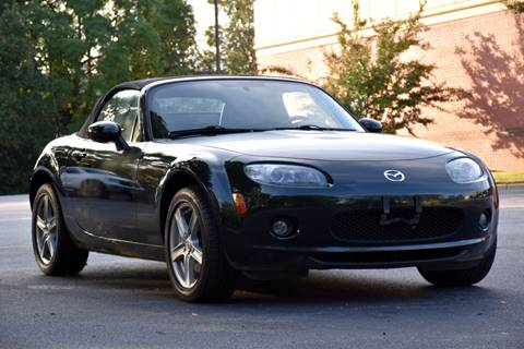 2007 Mazda MX-5 Miata for sale at Wheel Deal Auto Sales LLC in Norfolk VA