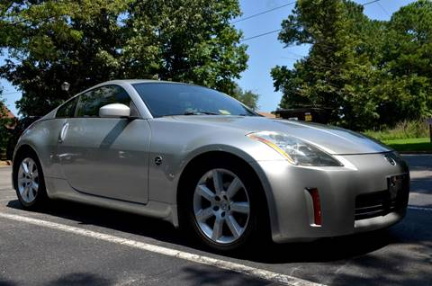 2004 Nissan 350Z for sale at Wheel Deal Auto Sales LLC in Norfolk VA