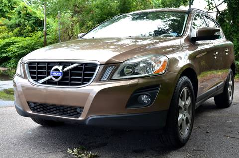 2010 Volvo XC60 for sale at Wheel Deal Auto Sales LLC in Norfolk VA