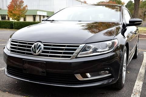 2014 Volkswagen CC for sale at Wheel Deal Auto Sales LLC in Norfolk VA