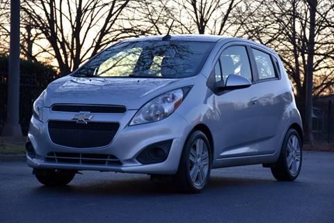 2014 Chevrolet Spark for sale at Wheel Deal Auto Sales LLC in Norfolk VA