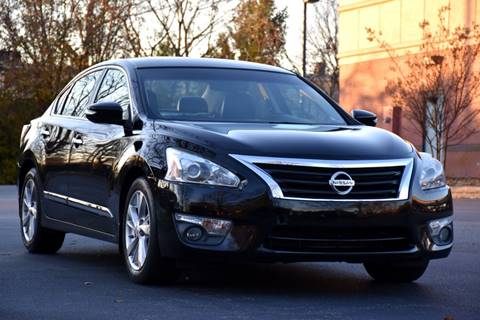 2015 Nissan Altima for sale at Wheel Deal Auto Sales LLC in Norfolk VA