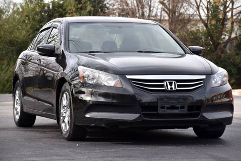 2011 Honda Accord for sale at Wheel Deal Auto Sales LLC in Norfolk VA