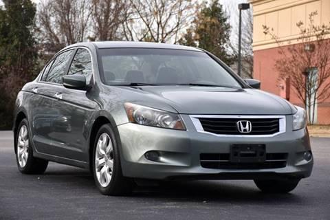 2009 Honda Accord for sale at Wheel Deal Auto Sales LLC in Norfolk VA