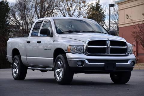 2005 Dodge Ram Pickup 1500 for sale at Wheel Deal Auto Sales LLC in Norfolk VA