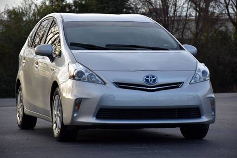 2012 Toyota Prius v for sale at Wheel Deal Auto Sales LLC in Norfolk VA