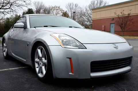 2003 Nissan 350Z for sale at Wheel Deal Auto Sales LLC in Norfolk VA