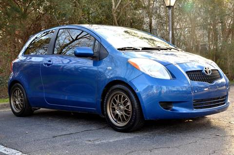 2008 Toyota Yaris for sale at Wheel Deal Auto Sales LLC in Norfolk VA
