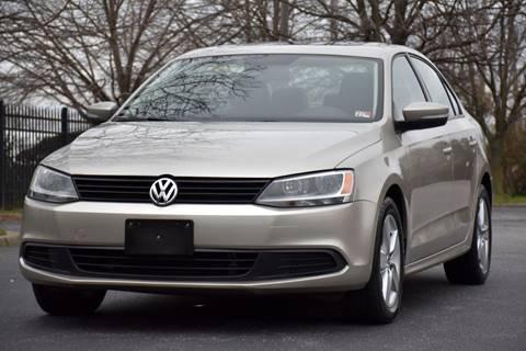 2012 Volkswagen Jetta for sale at Wheel Deal Auto Sales LLC in Norfolk VA