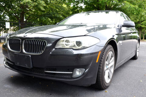 2012 BMW 5 Series for sale at Wheel Deal Auto Sales LLC in Norfolk VA