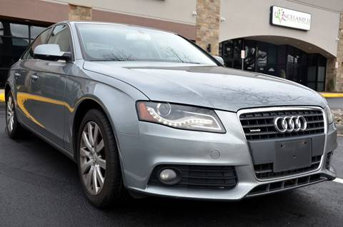 2010 Audi A4 for sale at Wheel Deal Auto Sales LLC in Norfolk VA