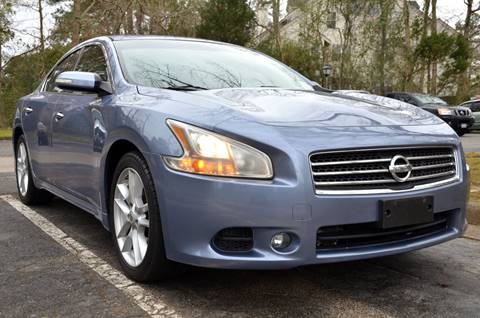 2010 Nissan Maxima for sale at Wheel Deal Auto Sales LLC in Norfolk VA
