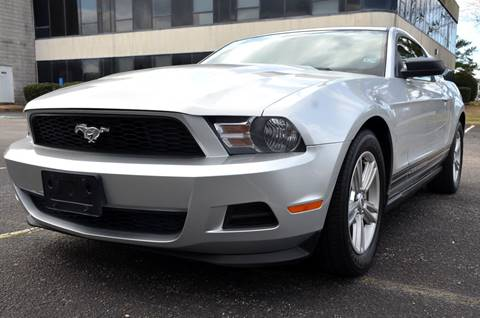 2011 Ford Mustang for sale at Wheel Deal Auto Sales LLC in Norfolk VA