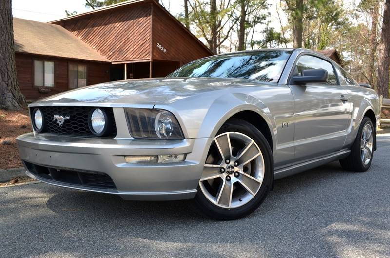 2008 Ford Mustang for sale at Wheel Deal Auto Sales LLC in Norfolk VA