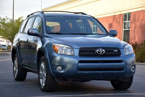 2007 Toyota RAV4 for sale at Wheel Deal Auto Sales LLC in Norfolk VA