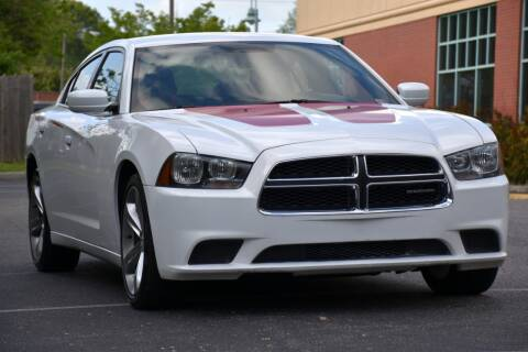 2012 Dodge Charger for sale at Wheel Deal Auto Sales LLC in Norfolk VA