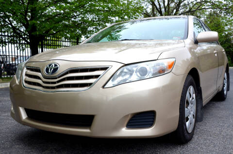 2010 Toyota Camry for sale at Wheel Deal Auto Sales LLC in Norfolk VA