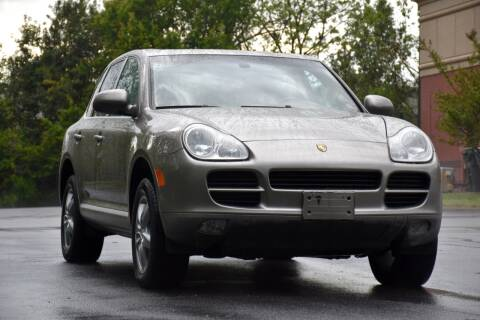 2006 Porsche Cayenne for sale at Wheel Deal Auto Sales LLC in Norfolk VA