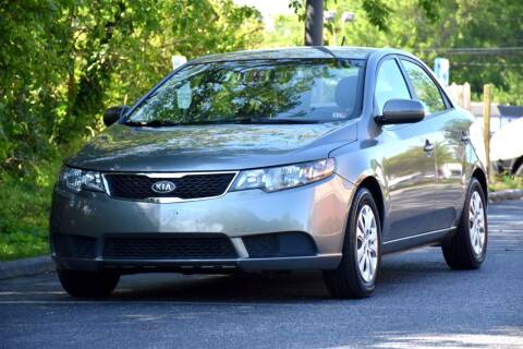2011 Kia Forte for sale at Wheel Deal Auto Sales LLC in Norfolk VA